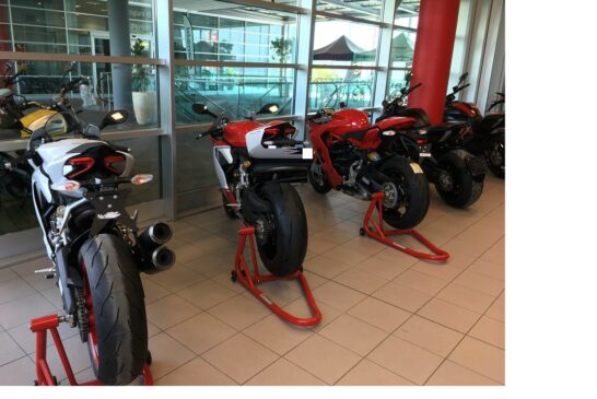 5 Things to Look For in a Motorcycle Dealer
