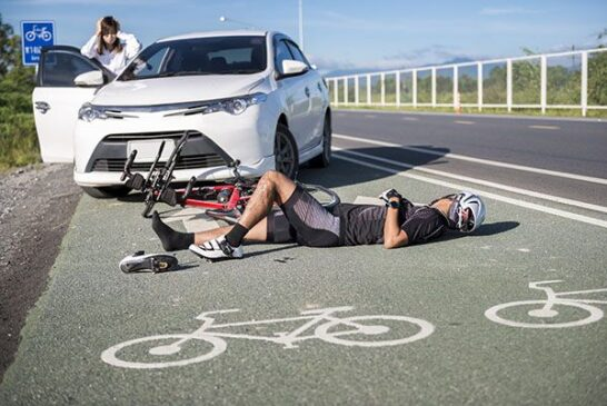 Common Injuries Suffered In Road Cycling Accidents
